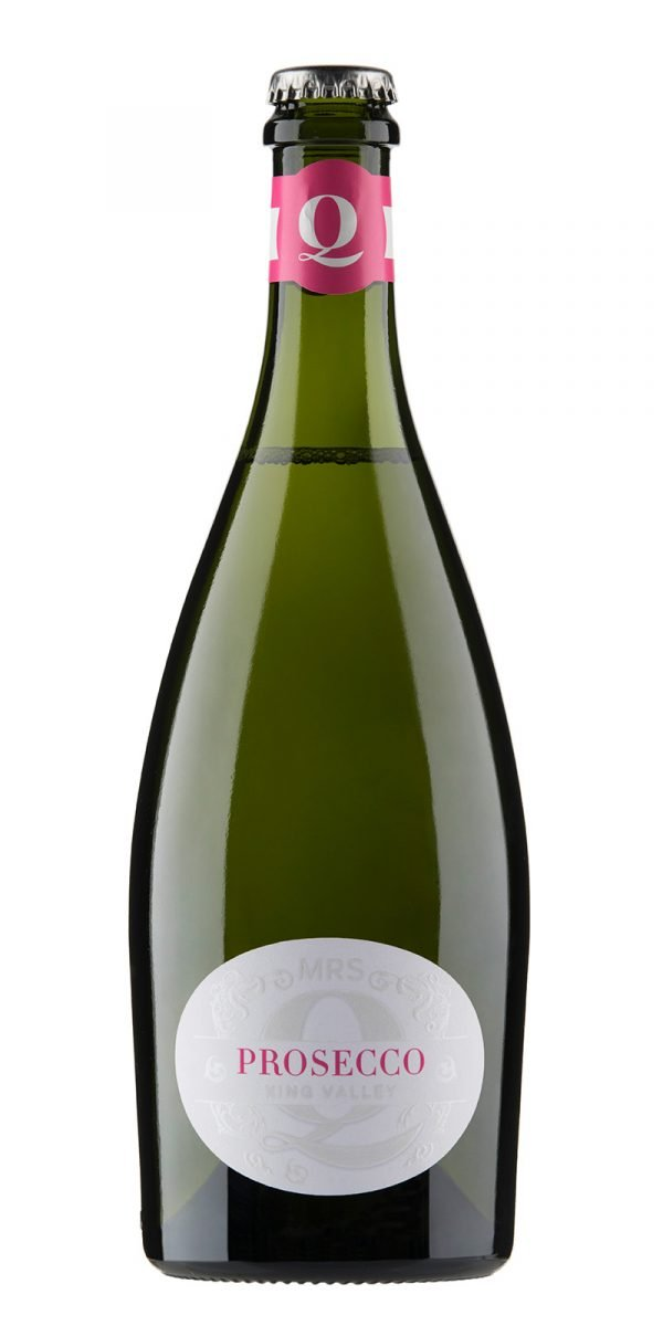 NV Mrs Q King Valley Prosecco -