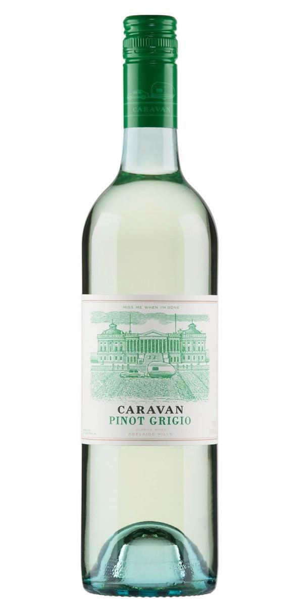 2020 Caravan Adelaide Hills Pinot Grigio -
