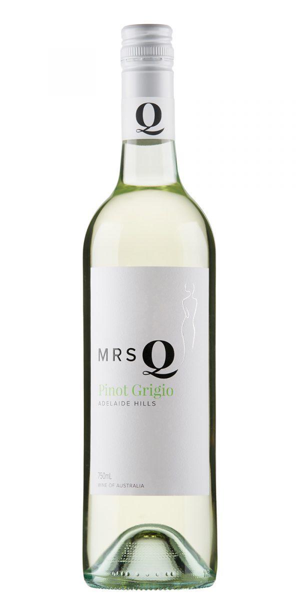 2019 Mrs Q Adelaide Hills Pinot Grigio -