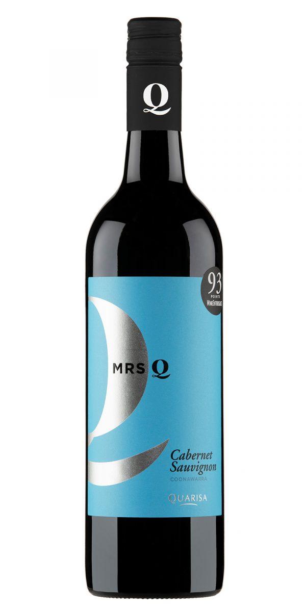 2015 Mrs Q Q Series Coonawarra Cabernet Sauvignon -