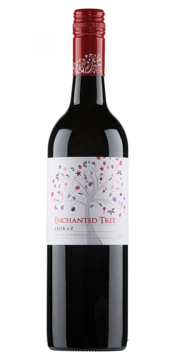 2016 Enchanted Tree South Australia Shiraz -