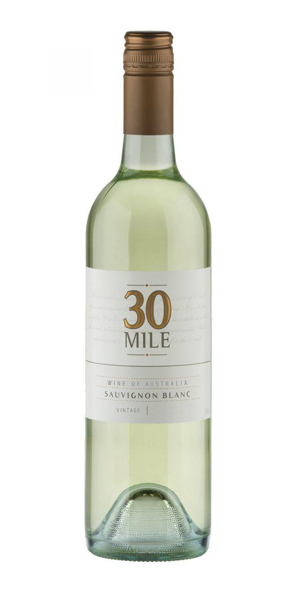 2019 30 Mile South Eastern Australia Sauvignon Blanc -