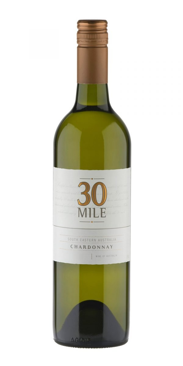 2019 30 Mile South Eastern Australia Chardonnay -