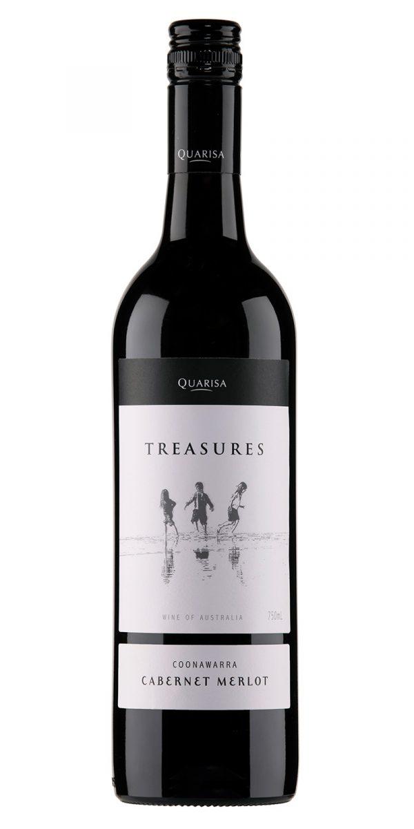 2012 Treasures Coonawarra Cabernet Merlot -