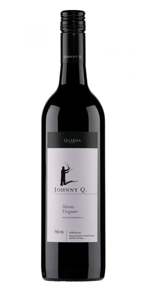 2016 Johnny Q South Australia Shiraz Viognier -